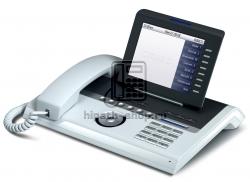 IP-телефон  UNIFY (Siemens) Openstage 60 HFA ice-blue L30250-F600-C250,L30250-F600-C106