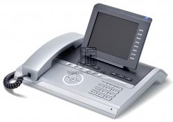 IP-телефон  UNIFY (Siemens) Openstage 80 HFA silver L30250-F600-C103