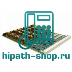 Аналоговый абонентский модуль (24 a/b) SLMAV24N для Openscape Business x8 L30251-U600-A817,S30810-Q2227-X400