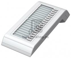 Приставка (консоль) OpenStage Key Module 15 ice-blue L30250-F600-C180,S30817-S7405-A501