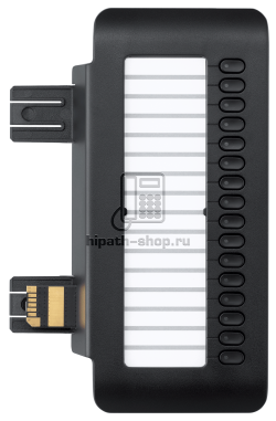 Клавишная приставка (консоль) UNIFY OpenScape Key Module KM400