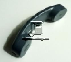 Запасная трубка для телефонов Optipoint mangan L30250-F600-A576,V38140-Н-x176