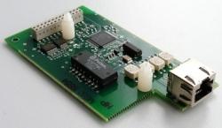 Модуль LIM  - дополнительное опциональное устройство LAN Ethernet (10BaseT/10 Мбит)