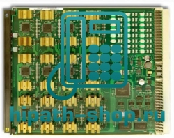 Аналоговый абонентский модуль (24 a/b) SLMA24 для HiPath 3800 L30251-U600-A91,S30810-Q2191-C300